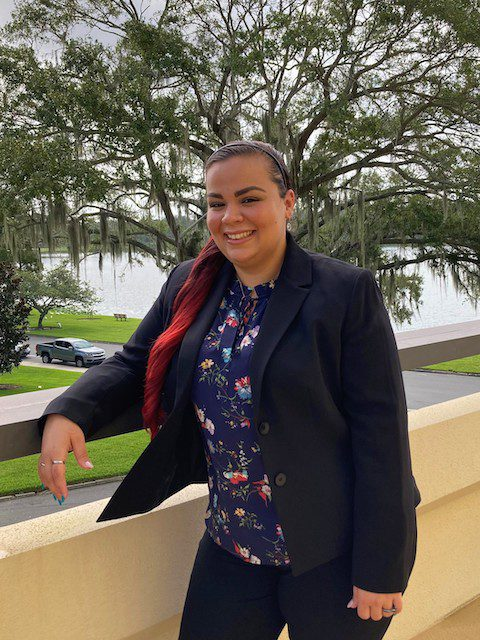 Headshot of Katriana Fontanez, Administrative Assistant of Medina Law Group, P.a.